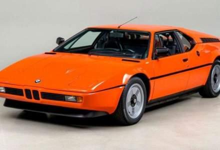Cat ai plati pe un BMW M1 cu doar 14.000 de km la bord?