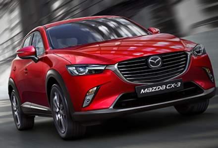 Mazda anunta primul motor pe benzina din lume care va folosi aprindere prin compresie