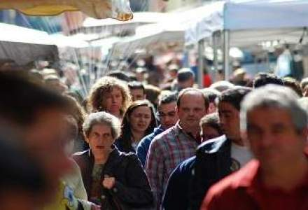 Romanii nu mai refuza joburi: Numarul locurilor de munca vacante a scazut cu 70%