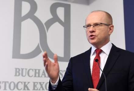 Zile decisive pentru Ludwik Sobolewski. Cifrele omului care a condus bursa in ultimii patru ani