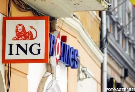 ING Bank, rezultate financiare semestriale: olandezii fac profit net de 57 milioane euro si ating o cota de piata de 8,6% pe creditare