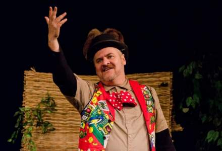 Actorul Cristi Martin si sotia sa au pus Buzaul pe harta festivalurilor de teatru internationale