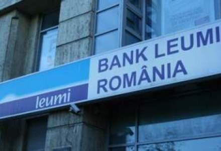Bank Leumi si-a injumatatit pierderile la 9 luni