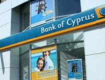 Profitul Bank of Cyprus a...