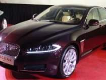 Jaguar XF facelift a fost...