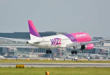Wizz Air introduce sase rute noi de la 99 lei