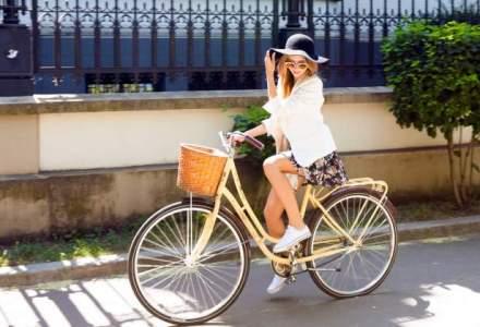 Biciclisti in Bucuresti: Auchan, eMag, Pegas, Decathlon, pe lista magazinelor care primesc vouchere pentru biciclete