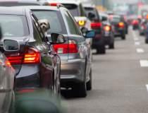 Traficul rutier incepe din...