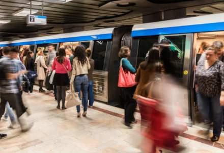 Lucrari de modernizare a instalatiilor de taxare in patru statii de metrou