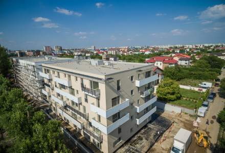 Dezvoltatorul imobiliar Iridex Group a vandut 50% din proiectul Grunenpark. Investitiile ajung la 10 mil. euro
