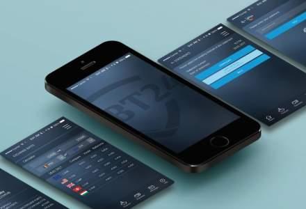 Banca Transilvania isi upgradeaza aplicatiile de Internet si Mobile Banking. Clientii se pot autentifica cu amprenta si pot trimite bani catre un numar de telefon