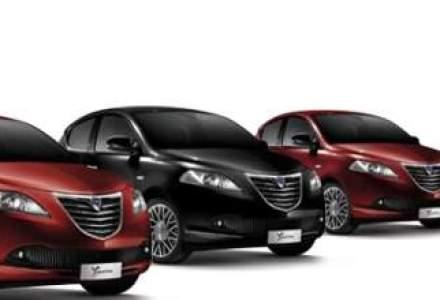 Fiat va inchide o fabrica din Sicilia unde produce Lancia