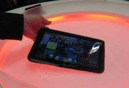 Fujitsu: Tabletele vor deveni mai importante decat laptopurile. Vezi cum arata tableta rezistenta la apa