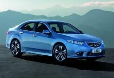 Honda recheama 900.000 automobile, pentru probleme la airbag-uri