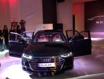 FOTO: Noul Audi A8 a fost...