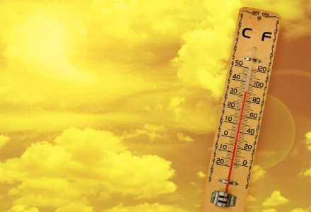 Meteo: Temperaturi de 34-36 de grade in aproape toata tara, in acest weekend