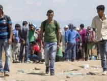 Imigranti sirieni si calauze...