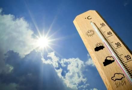 Vreme caniculara sambata si duminica, in Bucuresti, cu temperaturi de pana la 37 de grade. Ploi torentiale si vijelii, de duminica noapte