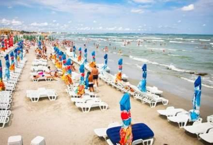 Peste 900 de interventii ale punctelor de prim-ajutor de pe plaje, de la inceputul verii