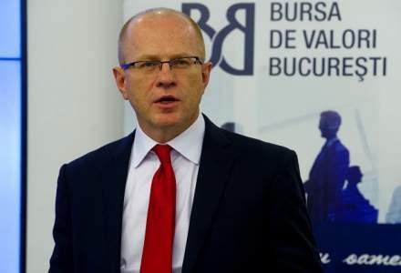 Ludwik Sobolewski ramane la conducerea Bursei de Valori Bucuresti, desi contractul de mandat de director general i-a expirat