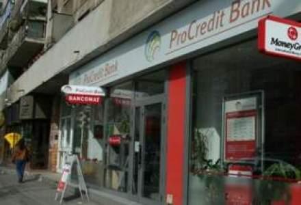 ProCredit Bank a incheiat T3 cu un profit de 3,5 mil. euro