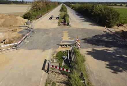Licitatie pentru autostrada Suplacu de Barcau - Bors: 60 km vor fi construiti intr-un an si jumatate