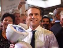 Vizita lui Emmanuel Macron: O...