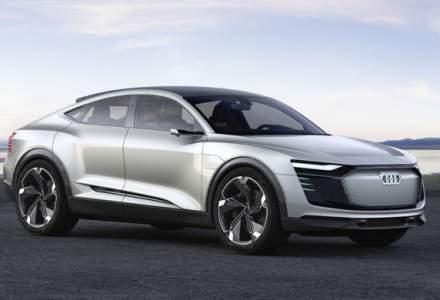 Autonomie mai mare prin energie solara: masinile electrice Audi vor integra panouri solare pe plafon