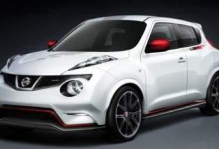 Nissan prezinta conceptul Juke Nismo