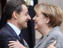 Franta: Merkel si Sarkozy nu...