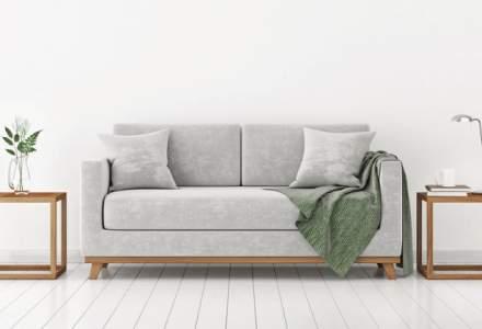 Canapele la reducere: 3 modele care iti vor schimba infatisarea sufrageriei tale