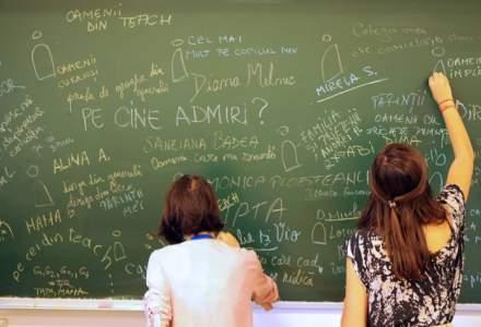 Proiectul care implica antreprenori si corporatisti in educatia elevilor defavorizati