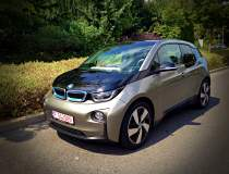 BMW i3, un model bavarez...