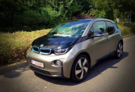 BMW i3, un model bavarez sportiv, chiar daca este electric - test drive