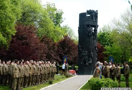 Monumentul Infanteriei din Parcul Kiseleff ar putea fi reconstruit, cu ocazia Centenarului Marii Uniri