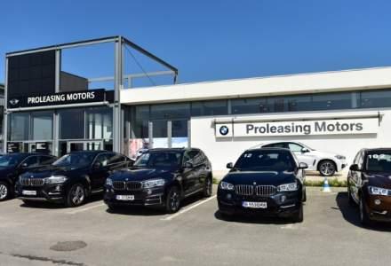 Proleasing Motors a depasit pragul de 500 automobile noi livrate, la 6 luni, si afaceri de peste 14 mil. euro
