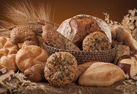 Painea, cel mai consumat produs alimentar din Romania