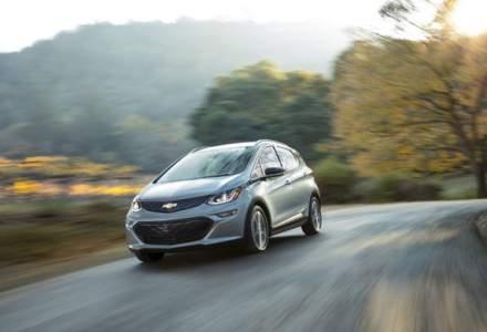 Si masinile electrice au recall-uri: Chevrolet Bolt, chemat in service pentru probleme la baterie
