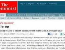 The Economist: Romania...