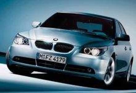 Seria 5 - vedeta vanzarilor BMW Group in Romania