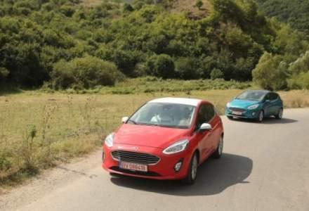 Test drive in Ardeal cu a saptea generatie Ford Fiesta