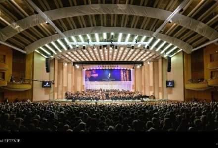 Festivalul George Enescu atrage 15.000 de turisti straini si pune Bucurestiul pe harta turismului cultural