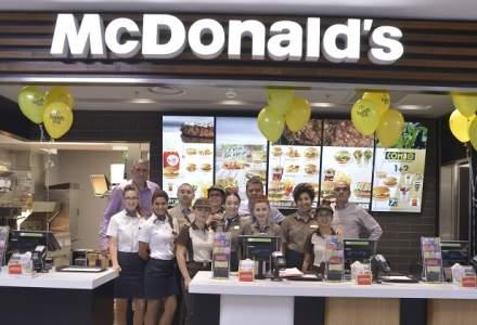 McDonald`s inaugureaza al doilea sau restaurant din Bacau. In Romania, urmeaza inca trei deschideri in acest an