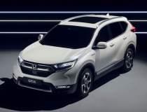 Cum va arata Honda CR-V...