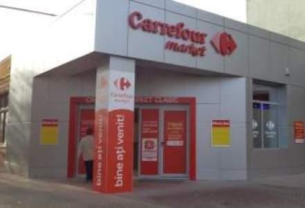 Carrefour isi extinde reteaua de supermarketuri din Timisoara