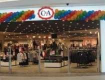 C&A deschide primul magazin...
