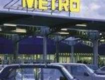 Profitul grupului Metro a...