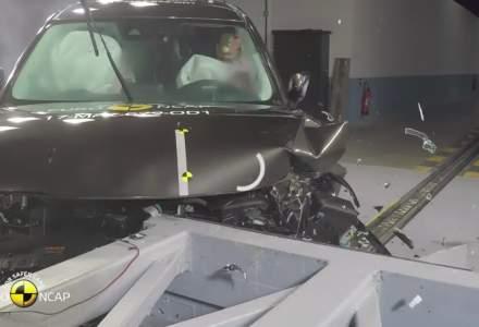 Masini noi testate de Euro NCAP: unele modele au primit 3 si 4 stele