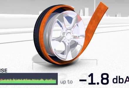 Dunlop extinde linia de anvelope de iarna echipata cu tehnologia Noise Shield