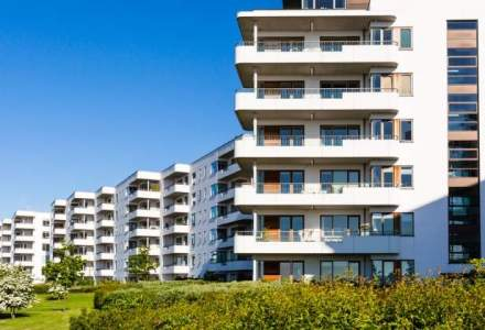 INS: Dezvoltatorii rezidentiali au livrat peste 23.000 de locuinte in prima parte a anului